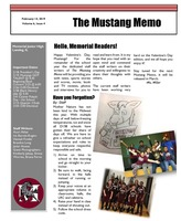 The Mustang Memo - February 2019