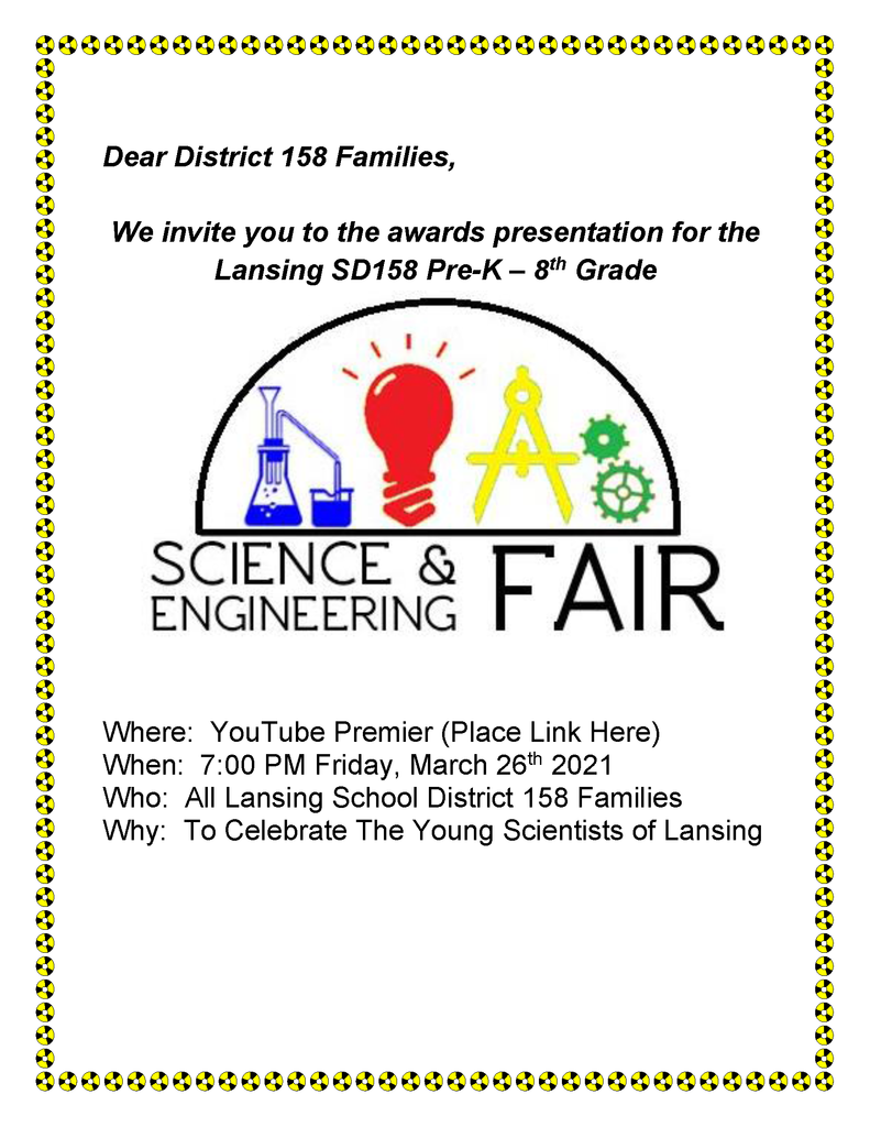Virtual Science Fair