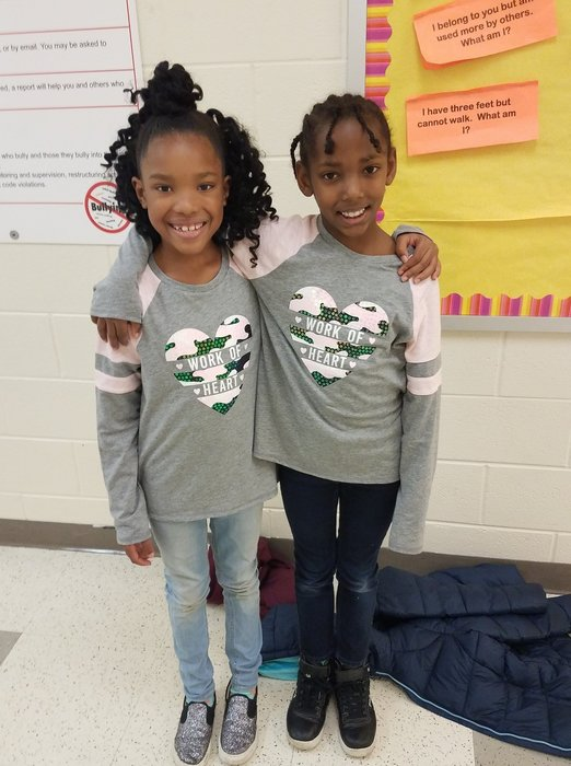 Twin day at Oak Glen