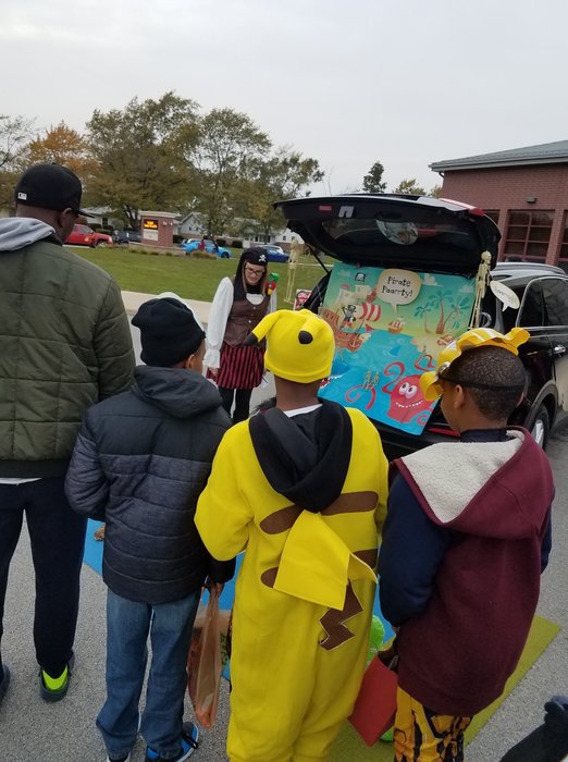 Reavis PTA Trunk or Treat event 3