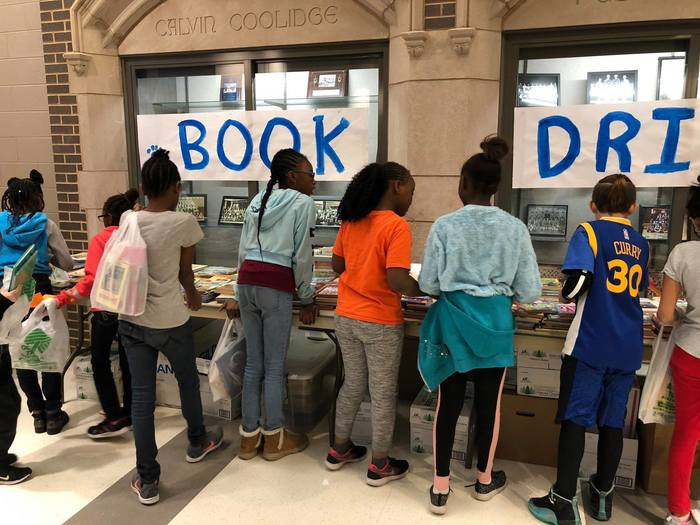 Coolidge Book Drive3