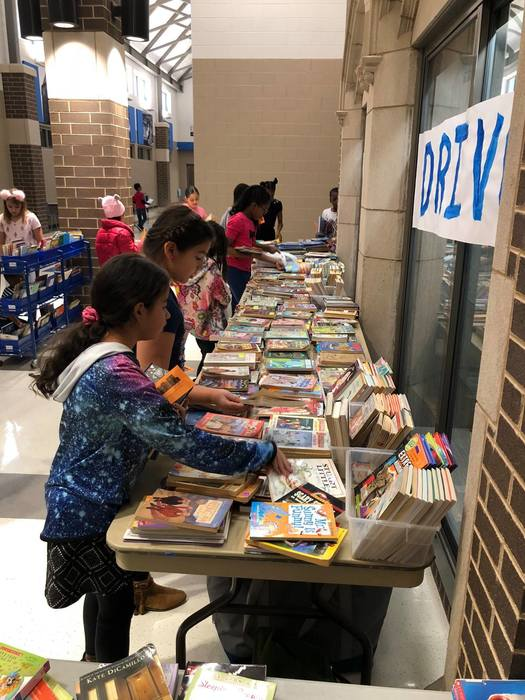 Coolidge Book Drive4