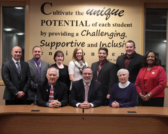 Happy New Year from the Board of Education