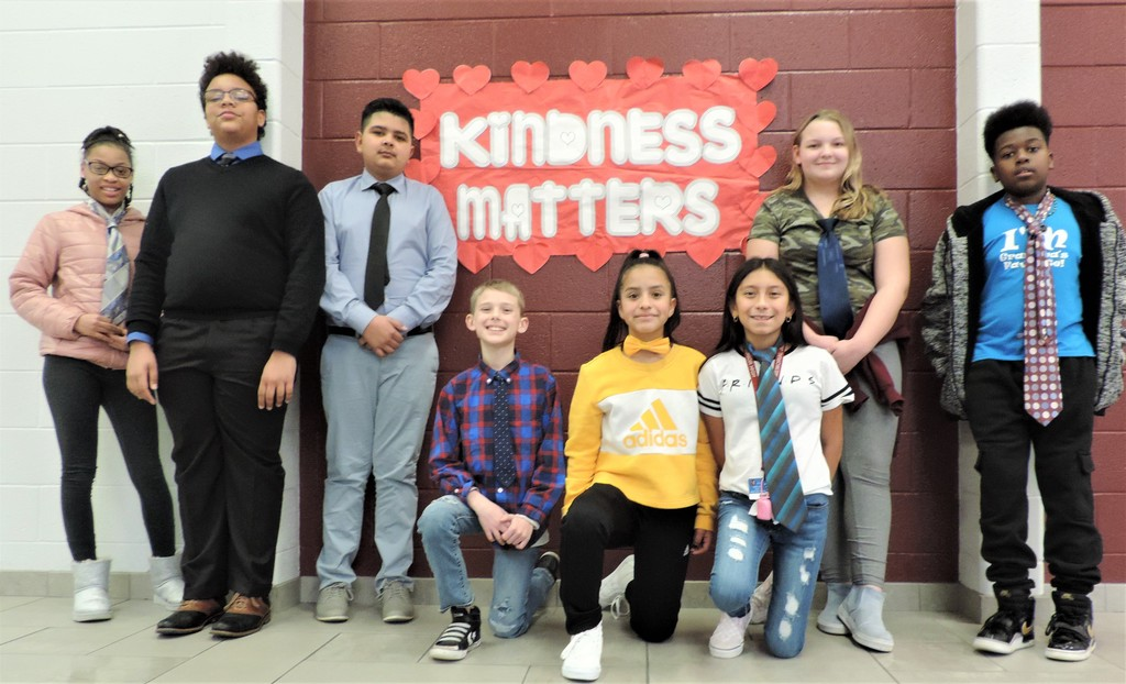 Great Kindness Challenge MJHS2