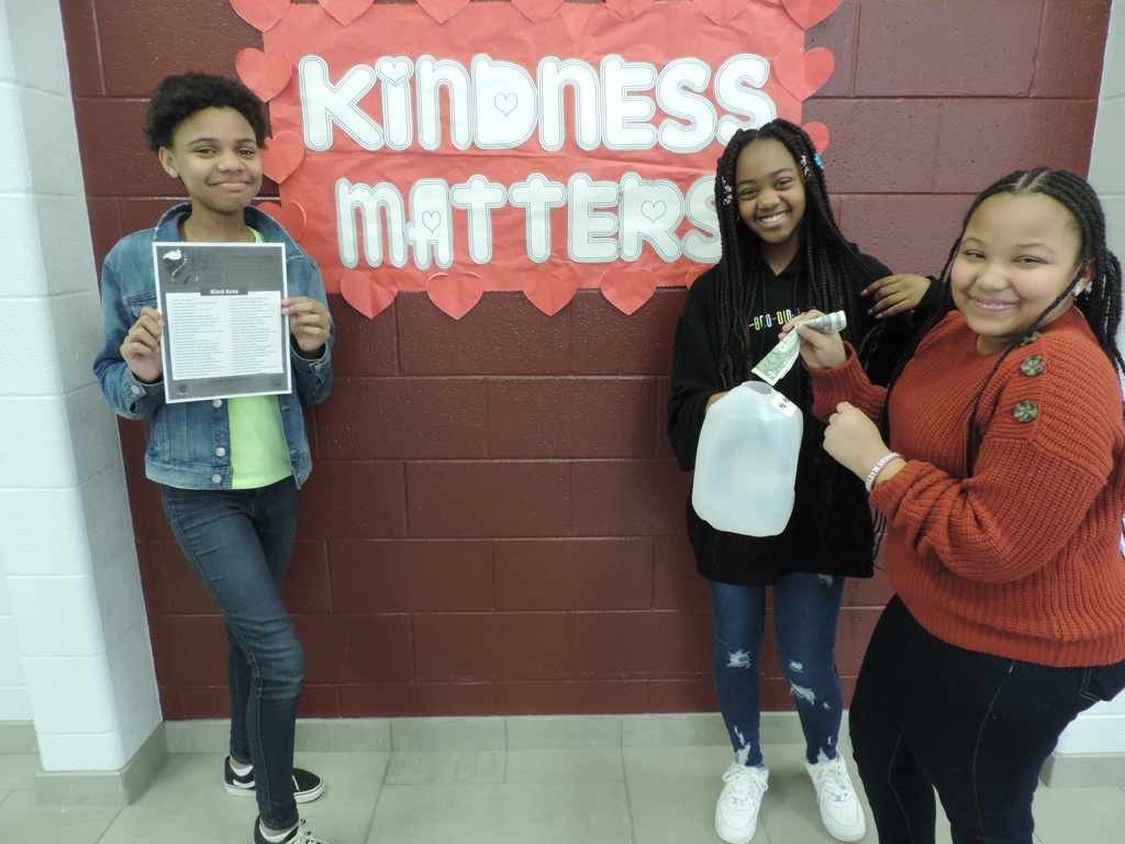 Great Kindness Challenge MJHS4