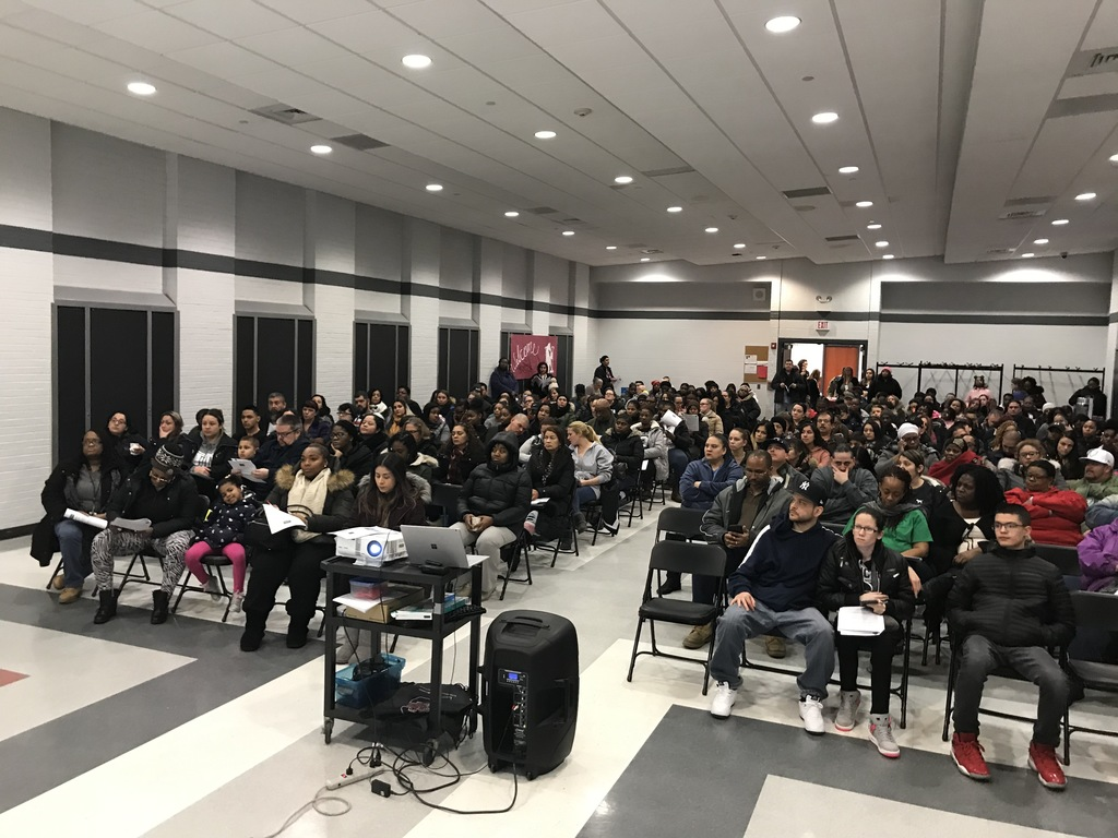 8th Grade Parent Information Night 3