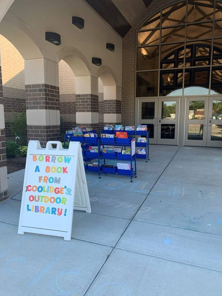 Coolidge Outdoor Library 1
